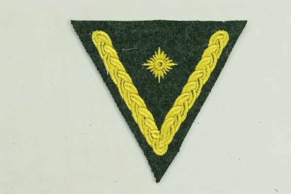 Sleeve Angle Sailor Corporal of the Navy Angle Badge of Rank