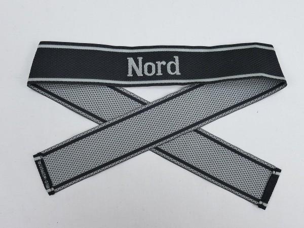 Wehrmacht Elite Waffen SS BEVO sleeve band NORD sleeve stripes