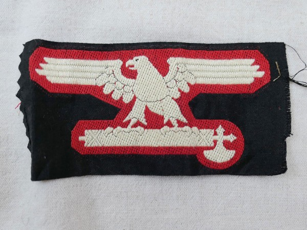 Sleeve Badge Uniform Sleeve Shield Volunteer Elite Italy Legion