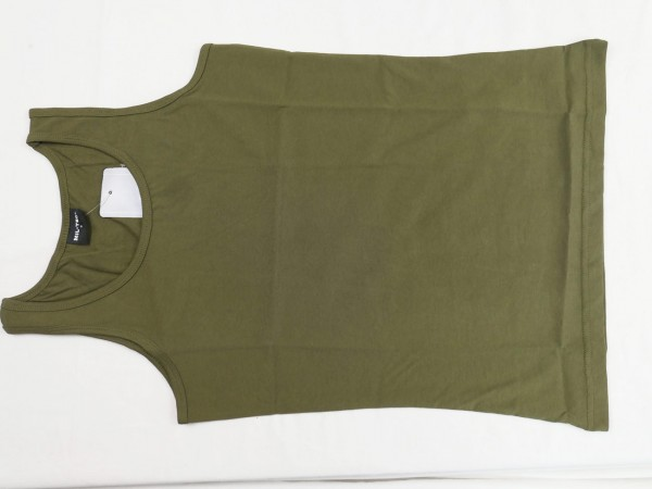 US Army Tank Top Cotton olive Undershirt US GI Tank Crew