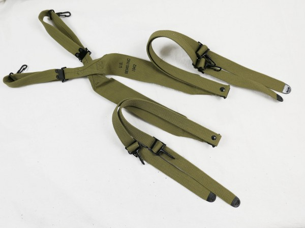US Army Suspenders carrying strap belt belt M1936 M36 Repro M36 Repro