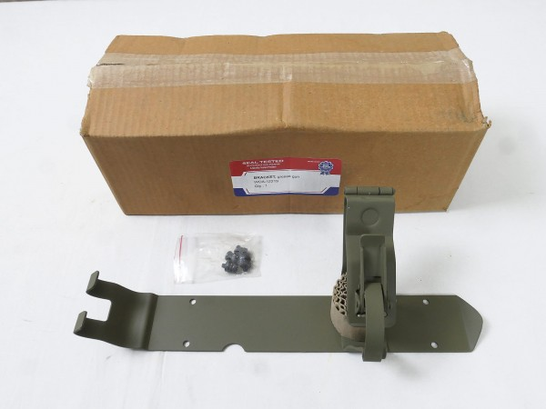 US WW2 Grease Gun Bracket / Holder Grease gun Mounting Willys Jeep MB M201 GPW