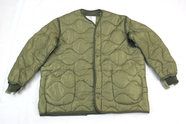 US ARMY Lining Liner for M65 Field Jacket Field Jacket size L