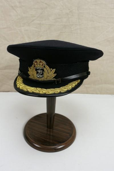 WW2 British Navy Officer Visor Hat Gr.59 British Navy Visor Cap