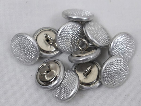 Wehrmacht Uniform Buttons 10 pieces with manufacturer from 1939 21mm granulated