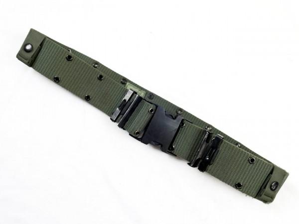 1x US Pistol Belt Hole Belt US Army 80's Large