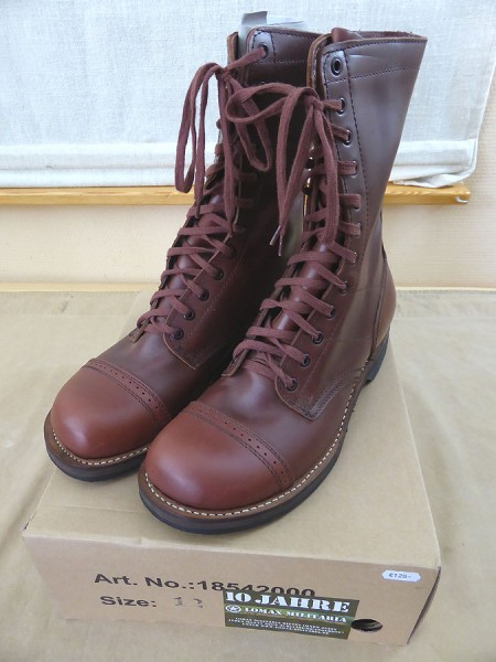US Paratrooper Boots Boots Boots M-1942 Jump Boots Skydiving Boots
