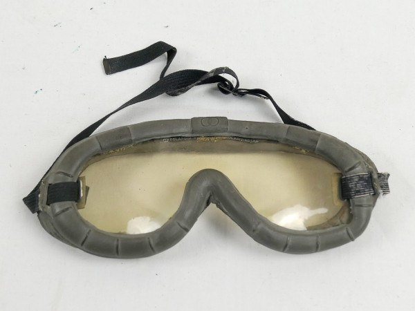 US Army Polaroid WWII AAF Flight Goggles All purpose safety goggles