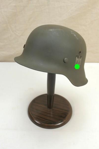 Wehrmacht steel helmet M42 Gr.59 original bell stamped