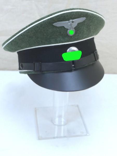 WSS Waffen Elite peaked cap size 58