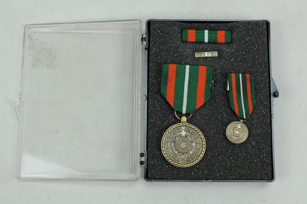 United States Coast Guard Achivement Medal original also