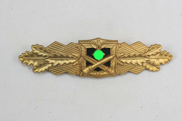 Wehrmacht melee clasp in level gold Peekhaus Berlin