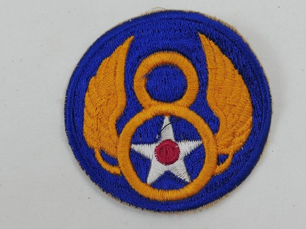 US ARMY WW2 sleeve badge 8th Airforce Badge Patch