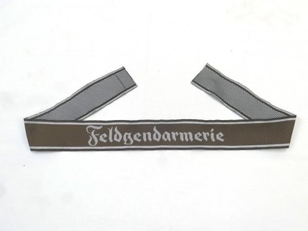 Wehrmacht field gendarmerie BEVO cuff