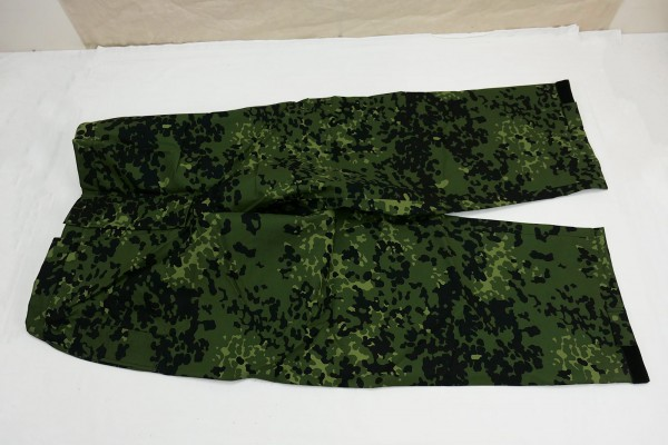 Size XXL - Denmark Gore-tex waterproof trousers Flecktarn HMAK 1999 rain trousers