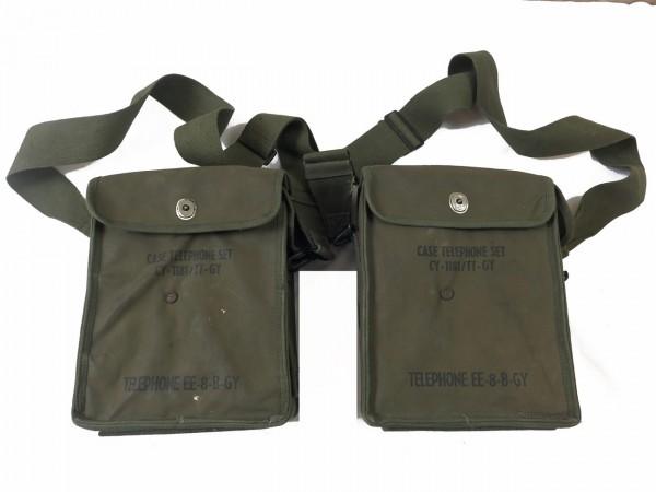 US Army EE-8-B-GY field telephone field telephone field telephone VIETNAM Korea Set price