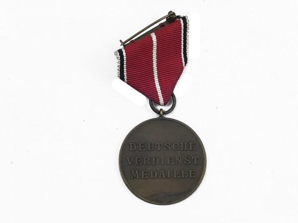 German Medal of Merit in bronze