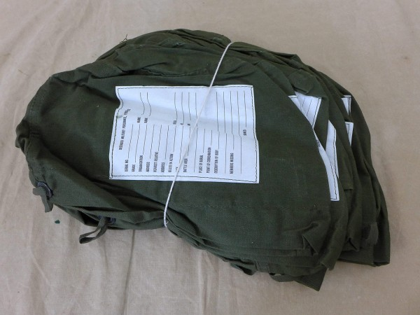 US Vietnam Bag Deceased military personnel, Personal Effects / Bag