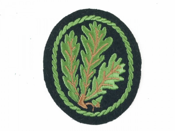 Hunter sleeve badge of the hunter troop embroidered