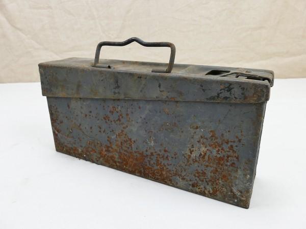 MG34 MG42 MG cartridge box belt box grey #14