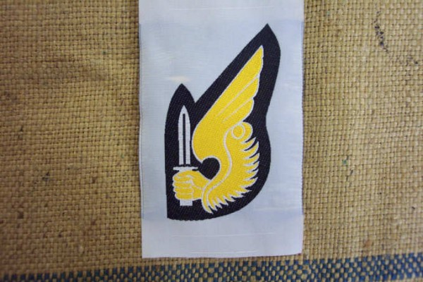 Badge woven for South Vietnamese units
