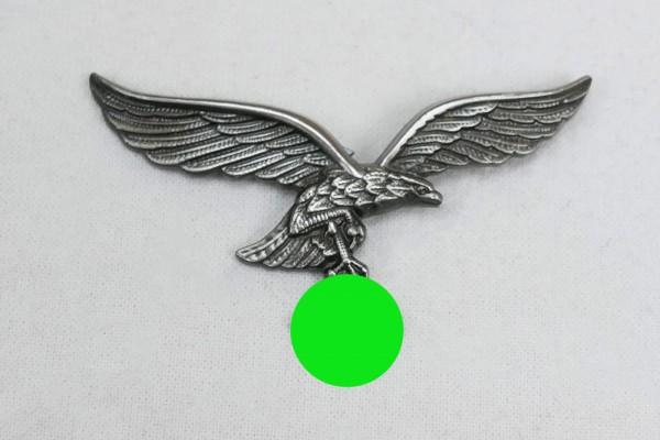Luftwaffe cap eagle effects visor cap on cotter pins