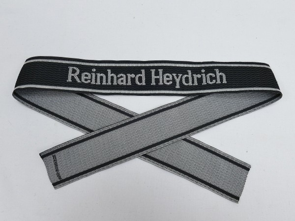 Wehrmacht Elite BEVO Sleeve Band Waffen SS Division THULE Sleeve Stripes