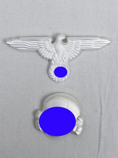 WSS set of effects for SS visor cap / cap eagle + skull RZM M1/52