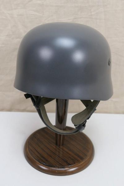 WK2 LW paratrooper helmet steel helmet M38 air force blue-grey 59
