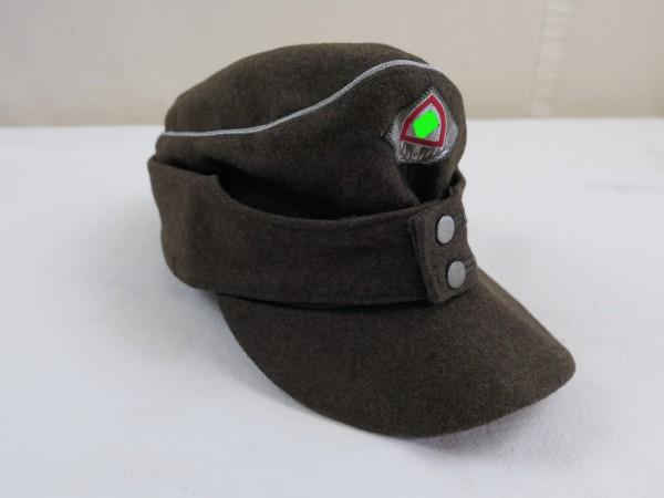 Reichsarbeitsdienst RAD Gr.59 original fabric M-1943, field cap for leader, officers