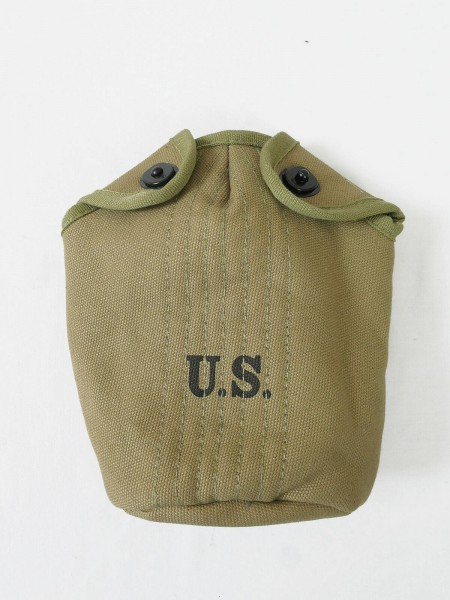 US ARMY WW2 khaki water bottle cover field canteen cover water bottle Sems inc