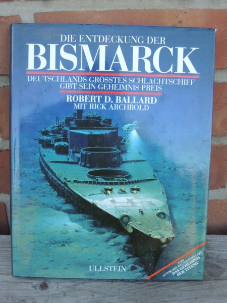 "Book ""The Discovery of Bismark"""