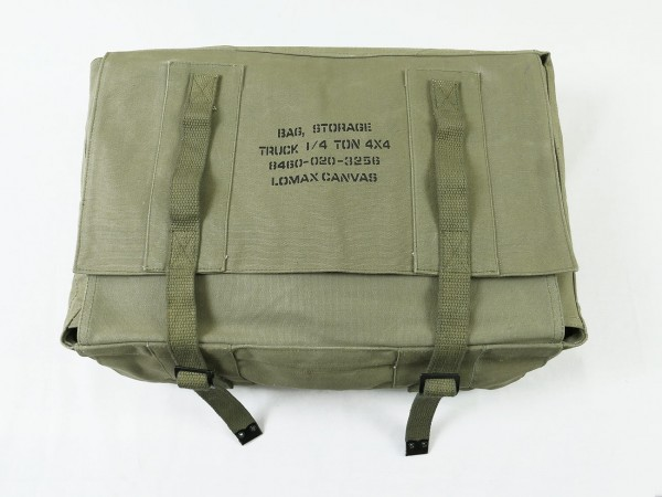 US BAG STORAGE Willys Jeep MB Ford Ford bag for equipment blanket sleeping bag