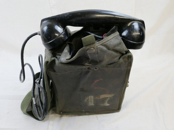 US Army EE-8 field telephone field telephone field telephone VIETNAM