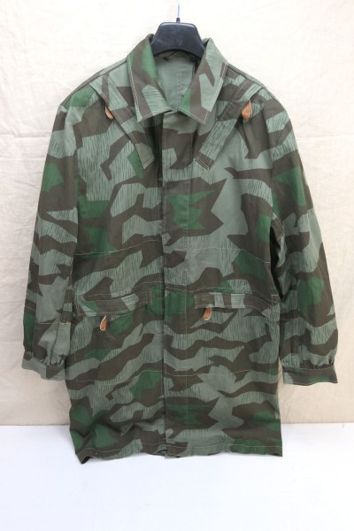 WK2 LW Luftwaffe bone bag paratrooper splinter camouflage Gr.52 Large