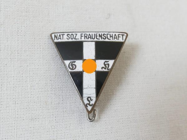 RZM 63 member badge Nat.Soz. Frauenschaft NSF