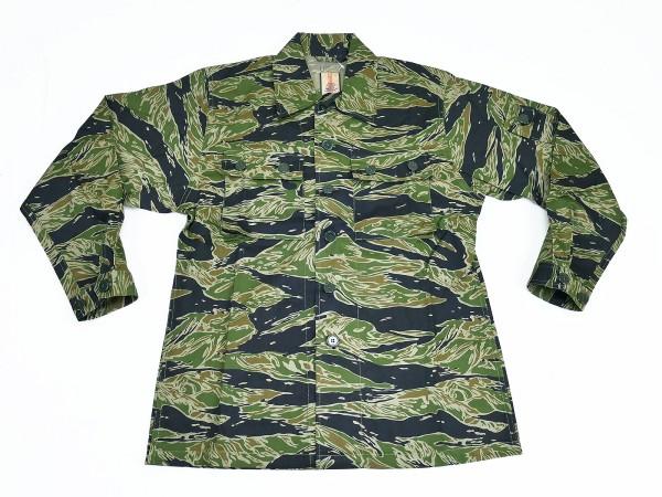 US Army Jungle Jacket Field Jacket Dragon Tiger Stripe Vietnam