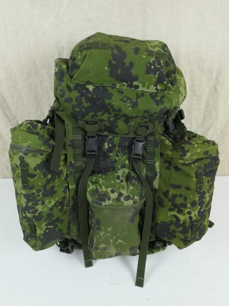 DENMARK Army M/96 big infantry backpack Trekking Outdoor DFM7 + side pockets