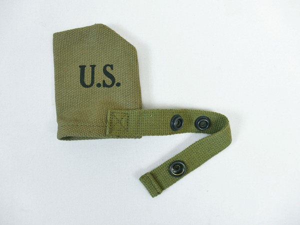US ARMY WW2 CARBINE M1 MUZZLE COVER DUST CAP MUZZLE PROTECTOR 1943