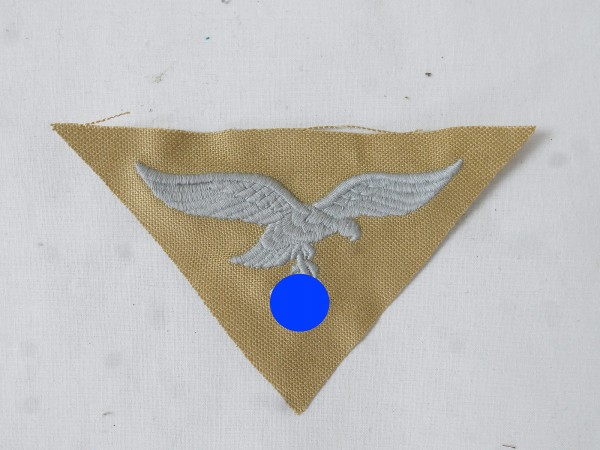 Breast eagle for tropical shirt Luftwaffe embroidered