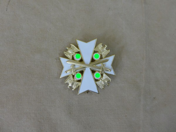 Order of Merit of the German Eagle - Cross of Merit 2nd level with Swords