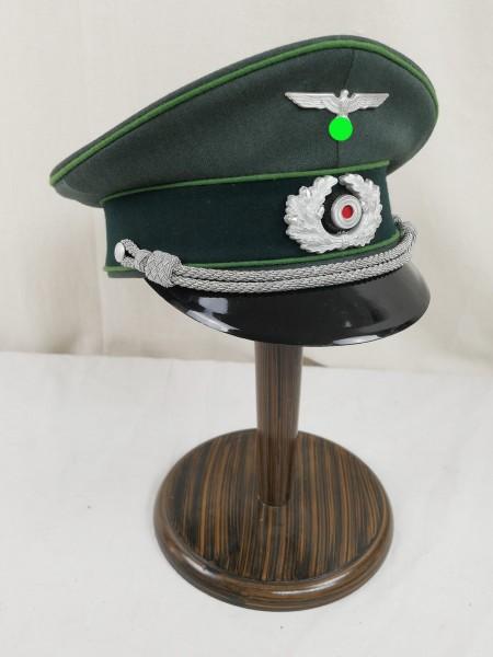 Mountain hunter officer peaked cap gabardine complete effectuated Gr.58
