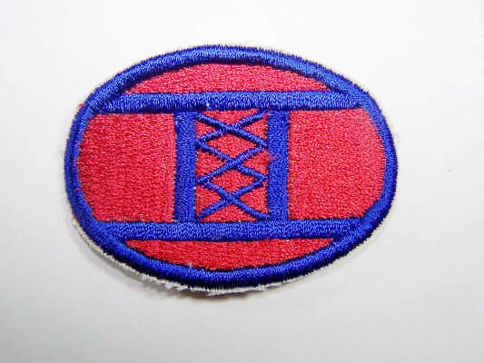 US Army 30th Infantry Division