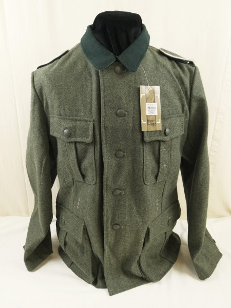 Wehrmacht Field Blouse M36 Fieldjacket Uniform fieldgrey WW2