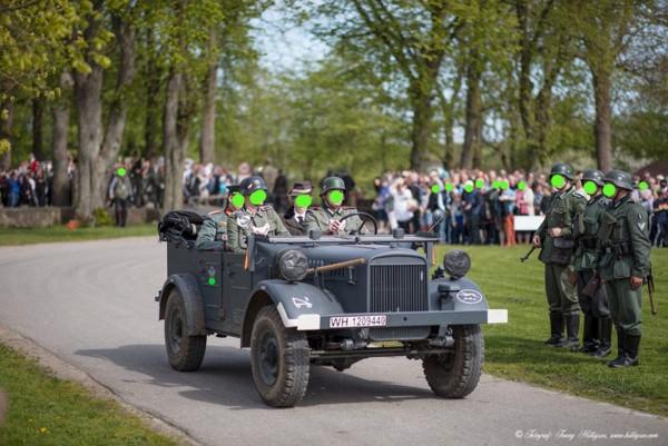 film vehicle rental Wehrmacht Stöver SDKFZ 1 heavy bucket car, scout car, Opel Blitz