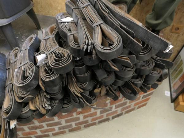 Wehrmacht Leather Belt Belt for Box Belt Lock Belt Belt