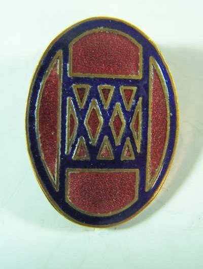 30th Div. Unit Crest
