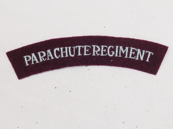 WW2 British Pegasus Parachute Regiment Paratrooper Division Sleeve Badge GB Insignia