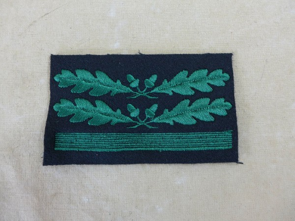 Major WH / XX badge for camouflage clothing + special clothing / badge