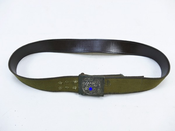DAK Afrikakorps Tropen Koppel Heer / Web Belt 105cm Belt with buckle